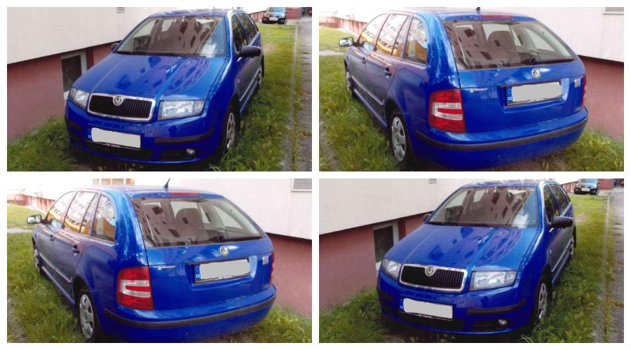 Do 3.1.2020 Aukce automobilu Škoda Fabia combi. Vyvolávací cena 34.800 Kč, ➡️ ID668091