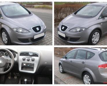 14.1.2020 Aukce automobilu Seat Altea 1.9 TDI. Vyvolávací cena 20.000 Kč, ➡️ ID670266