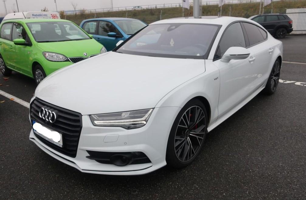 Do 9.12.2019 Aukce automobilu Audi A7 Sportback 3.0 BiTDI quattro. Vyvolávací cena 299.000 Kč, ➡️ ID669237