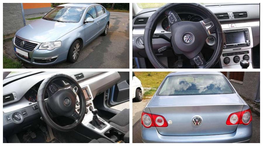 Do 31.12.2019 Výběrové řízení na prodej automobilu VW Passat. Min. kupní cena - - prodej nejvyšší nabídce Kč, ➡️ ID670489