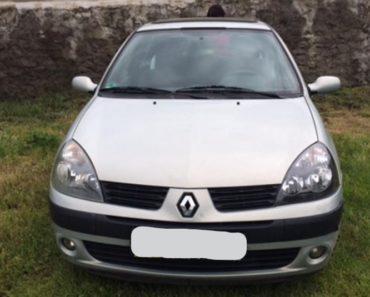 11.2.2020 Dražba automobilu Renault CLIO. Vyvolávací cena 5.000 Kč, ➡️ ID679603