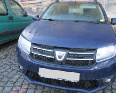 19.2.2020 Dražba automobilu Dacia Logan. Vyvolávací cena 30.000 Kč, ➡️ ID678884