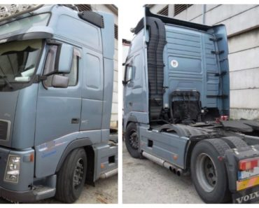 25.2.2020 Dražba nákladního automobilu VOLVO FH 13 440 42T. Vyvolávací cena 160.000 Kč, ➡️ ID678871