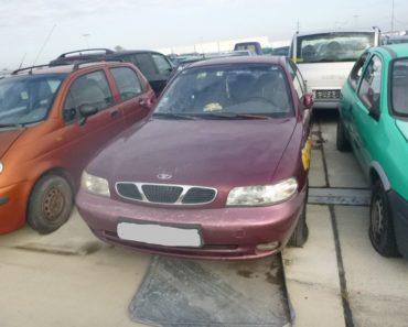 2.4.2020 Dražba automobilu DAEWOO NUBIRA. Vyvolávací cena 300 Kč, ➡️ ID681737