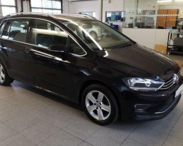 Do 27.1.2020 Aukce automobilu VW Golf VII Sportsvan 1.4 TSI. Vyvolávací cena 123.000 Kč, ➡️ ID680876