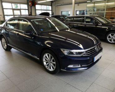 Do 27.1.2020 Aukce automobilu VW Passat 2.0 TDI. Vyvolávací cena 139.000 Kč, ➡️ ID680906