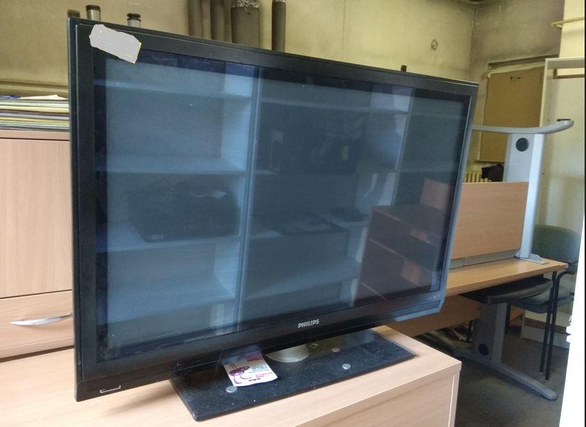 20.2.2020 Dražba elektroniky (TV Philips + DO +DVB). Vyvolávací cena 400 Kč, ➡️ ID679677