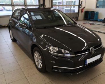 Do 27.1.2020 Aukce automobilu VW Golf 1.4 TSI. Vyvolávací cena 130.000 Kč, ➡️ ID680916