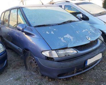 Do 7.2.2020 Výběrové řízení na prodej automobilu RENAULT ESPACE. Min. kupní cena - - prodej nejvyšší nabídce Kč, ➡️ ID675516