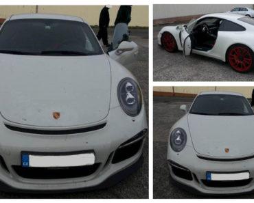 Do 4.3.2020 Aukce automobilu Porsche 911 GT3. Vyvolávací cena 2.700.000 Kč, ➡️ ID680586