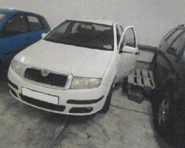 Do 20.2.2020 Aukce automobilu Škoda Fabia combi. Vyvolávací cena 22.000 Kč, ➡️ ID680599