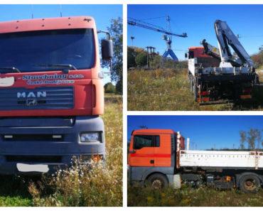 Do 10.2.2020 Výběrové řízení na prodej nákladního automobilu MAN. Min. kupní cena nejvyšší nabídka Kč, ➡️ ID680626