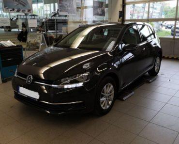Do 27.1.2020 Aukce automobilu VW Golf VII 1.4 TSI. Vyvolávací cena 113.000 Kč, ➡️ ID680941