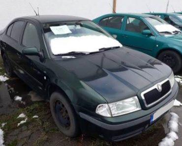 Do 14.2.2020 Výběrové řízení na prodej automobilu Škoda Octavia 1.8. Min. kupní cena 2.000 Kč, ➡️ ID680361