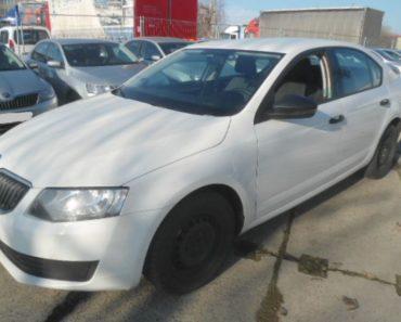 Do 29.1.2020 Aukce automobilu Škoda Octavia 1.6 TDI. Vyvolávací cena 68.000 Kč, ➡️ ID681101
