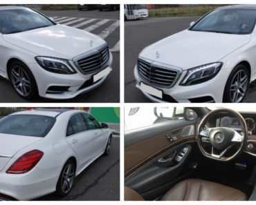 21.1.2020 Dražba automobilu Mercedes-Benz S 350 Bluetec. Vyvolávací cena 386.000 Kč, ➡️ ID674208