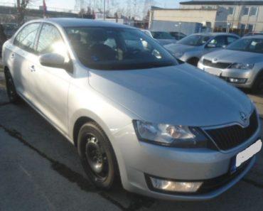 Do 29.1.2020 Aukce automobilu Škoda Rapid. Vyvolávací cena 55.000 Kč, ➡️ ID681119