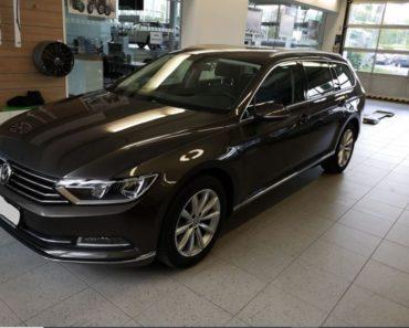 Do 27.1.2020 Aukce automobilu VW Passat Variant 2.0 TDI. Vyvolávací cena 132.000 Kč, ➡️ ID680966