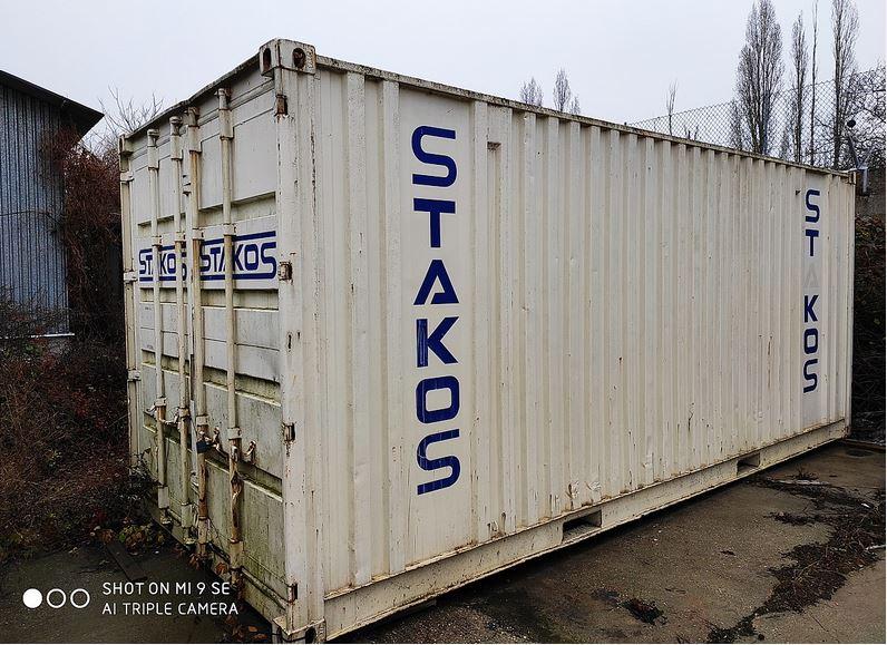 28.1.2020 Aukce ostatních movitých věcí (Skladový kontejner). Vyvolávací cena 15.000 Kč, ➡️ ID677800