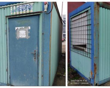 28.1.2020 Aukce ostatních movitých věcí (Obytný kontejner). Vyvolávací cena 20.000 Kč, ➡️ ID677821