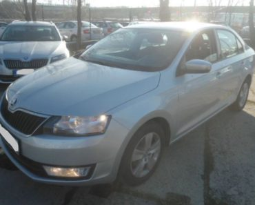 Do 29.1.2020 Aukce automobilu Škoda Rapid. Vyvolávací cena 52.000 Kč, ➡️ ID681135