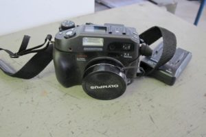 Do 3.2.2020 Aukce elektroniky (Fotoaparát digitální kompaktní Olympus). Vyvolávací cena 1.770 Kč, ➡️ ID680419