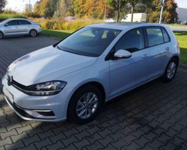 Do 27.1.2020 Aukce automobilu VW Golf VII 1.0 TSI. Vyvolávací cena 99.000 Kč, ➡️ ID681005