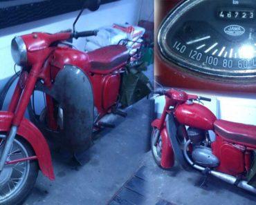 19.2.2020 Dražba motocyklu JAWA 250. Vyvolávací cena 20.000 Kč, ➡️ ID681745