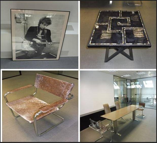 15.1.2020 Aukce nábytku (Soubor kancelářského nábytku). Vyvolávací cena 20.000 Kč, ➡️ ID677349