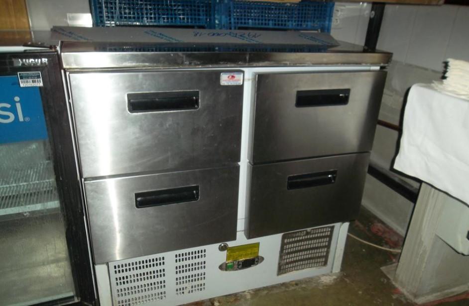 4.2.2020 Dražba stroje (Soubor movitých věcí II. - vybavení baru a kuchyně). Vyvolávací cena 34.000 Kč, ➡️ ID679672