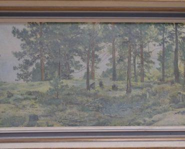 Do 16.2.2020 Aukce (Obraz reprodukce: LESNÍ MÝTINA). Vyvolávací cena 54 Kč, ➡️ ID678672