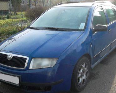 5.3.2020 Dražba automobilu Škoda Fabia Kombi. Vyvolávací cena 6.000 Kč, ➡️ ID686601
