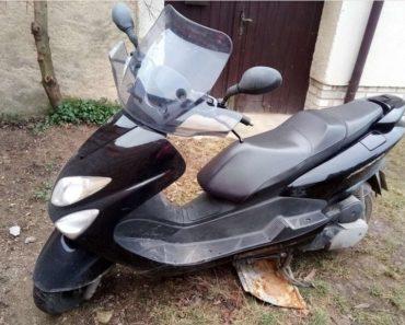 Do 31.3.2020 Výběrové řízení na prodej motocyklu Yamaha Majesty 125. Min. kupní cena - - prodej nejvyšší nabídce Kč, ➡️ ID686976