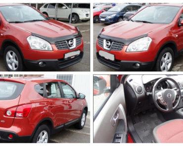 Do 29.2.2020 Aukce automobilu NISSAN QASHQAI 1.5 DCI. Vyvolávací cena 49.000 Kč, ➡️ ID687359