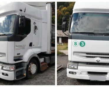 4.3.2020 Dražba nákladního automobilu Renault Premium Route. Vyvolávací cena 30.000 Kč, ➡️ ID684695