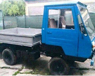 Do 2.3.2020 Výběrové řízení na prodej vozidla Multicar M25. Min. kupní cena Nejvyšší nabídce Kč, ➡️ ID683832