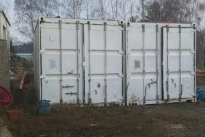 Do 20.3.2020 Výběrové řízení na prodej ostatních movitých věcí (Přepravní kontejner). Min. kupní cena 28.725 Kč, ➡️ ID689596