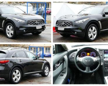 Do 23.2.202 Výběrové řízení na prodej automobilu INFINITI FX 35 S51. Min. kupní cena 273.000 Kč, ➡️ ID688154