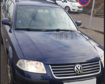 26.2.2020 Dražba automobilu VW Passat Variant. Vyvolávací cena 10.000 Kč, ➡️ ID687591