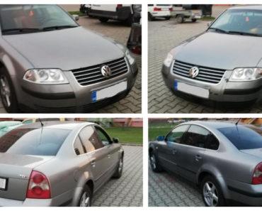 2.3.2020 Dražba automobilu VW PASSAT. Vyvolávací cena 2.000 Kč, ➡️ ID684213