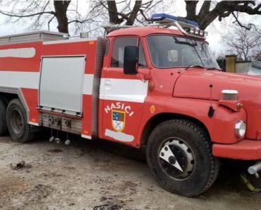 Do 31.3.2020 Výběrové řízení na prodej vozidla TATRA 148 - hasičský automobil. Min. kupní cena 390.000 Kč, ➡️ ID687609