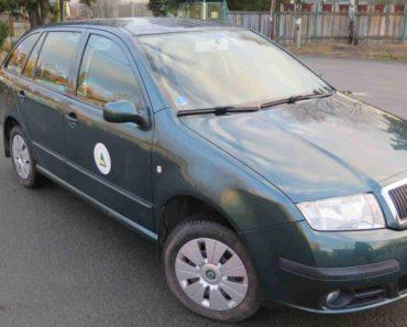 Do 26.2.2020 Výběrové řízení na prodej automobilu Škoda Fabia 1,4 16V Combi. Min. kupní cena 47.795 Kč, ➡️ ID686703