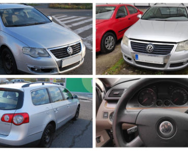 Zisková Dražba auta Volkswagen Passat Variant – vydraženo jen za 46.000 Kč