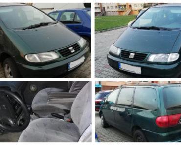 2.3.2020 Dražba automobilu SEAT ALHAMBRA 1.9 D. Vyvolávací cena 1.500 Kč, ➡️ ID684223
