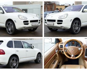 Do 2.3.2020 Aukce automobilu Porsche Cayenne, 4x4, LPG. Vyvolávací cena 119.000 Kč, ➡️ ID687901