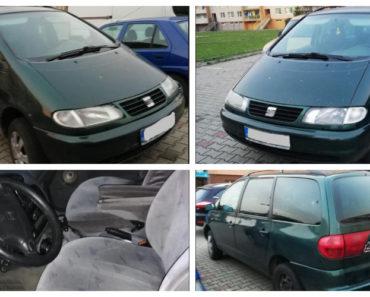 2.3.2020 Dražba automobilu SEAT ALHAMBRA 1.9. Vyvolávací cena 1.500 Kč, ➡️ ID688631