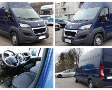 1.3.2020 Aukce nákladního automobilu PEUGEOT BOXER MAXI. Vyvolávací cena 280.000 Kč, ➡️ ID689705