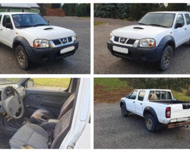 Do 24.3.2020 Výběrové řízení na prodej vozidla Nissan Double-Cab. Min. kupní cena 56.000 Kč, ➡️ ID689626