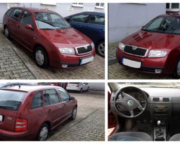 Do 19.3.2020 Výběrové řízení na prodej automobilu Škoda Fabia combi. Min. kupní cena 41.360 Kč, ➡️ ID688715