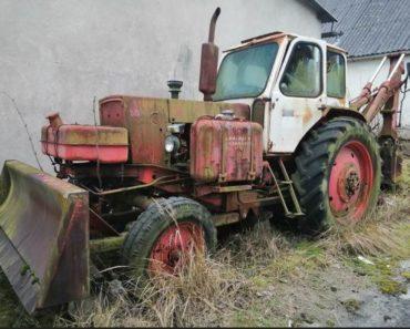 Do 12.3.2020 Aukce vozidla Traktor. Vyvolávací cena 5.500 Kč, ➡️ ID688790